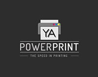 Logo Design - YaPowerPrint