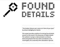 2013 / Found details ver.2