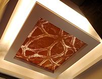 Quasicrystals (custom ceiling panels)