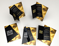 Invitation - Top 100 business style award 2014