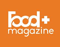 Food + Magazine