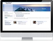 Web Portal (Banking)
