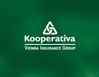 Kooperativa Brand Identity
