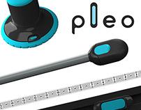 PLEO - single handed stationery