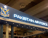 PAKISTAN AIR FORCE Booth IDEAS 2014