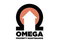 Omega Property Maintenance Branding