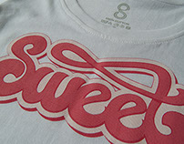 Sweet Graphic Tee