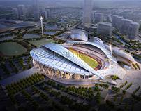 Stadium & Cultural buildings