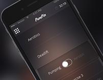 PumPin app