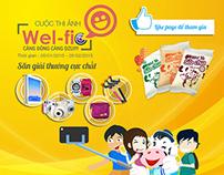 Wel yo Facebook App : Wel-fie
