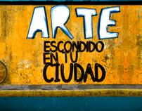 ARTE ESCONDIDO