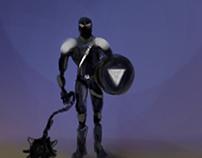 Derm - Original Character Concept D139