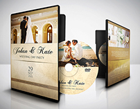 Most discussed projects on behance wedding dvd cover and dvd label template vol4 pronofoot35fo Choice Image