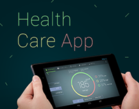 Healthcare Android App