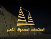 Grand Egyptian Museum Identity