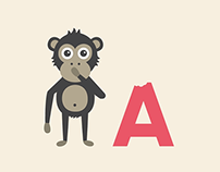 A as in Ape