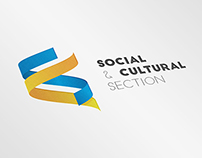 Social and Cultural Section Branding