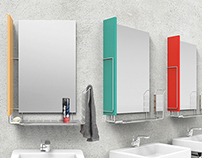 Mirror system for low cost solutions
