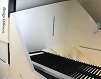 The BLOC Aero Interior Design