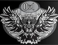 Illustration, Owl