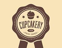 Cupcakery Logo
