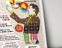 Pábulo drama & dance School Posters