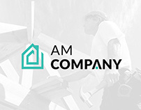 AM Company - Logo & Branding