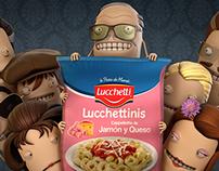 Lucchettinis for Mamá Lucchetti