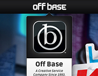 Off Base Productions - Website