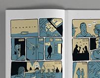 Insomnio, comic adaptation