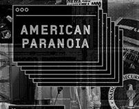 American Paranoia