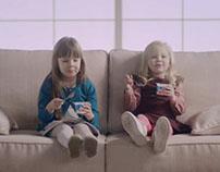 Danone Yoghurt / Kids' Testimonial