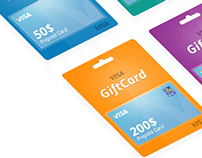 VISA GiftCard