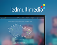 LEDmultimedia - The biggest network of LED screens (cz)