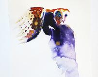 The Barn owl is flying again