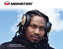 Monster - 24k Lifestyle Campaign