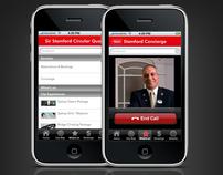 Concept design for new Stamford online presence