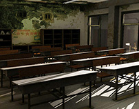Chernobyl Classroom Modeling Assignment