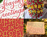 An IAMTHEWONG Christmas