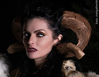 Devilish-Dark Beauty Magazine-edition 36 - Paper Horns