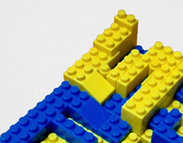 IZBA Lego Logo