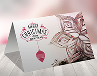 Christmas and New Year gift cards