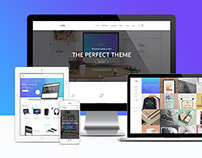 Axes | Multipurpose One/Multipage Html Template