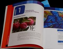 Libro escolar de Artes