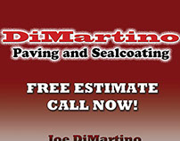 Dimartino Paving and Sealcoating