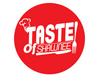 Taste Of Shawnee Logo Idea