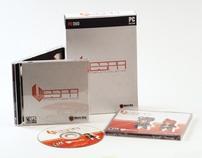 """Vespa"" Videogame Packaging"
