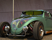 VW Beetle Custom