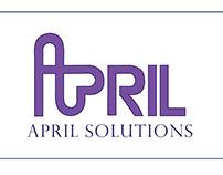 "logo for application ""APRIL "" ( 2017)"