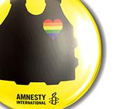 Lutte contre l'homophobie. Campagne de sensibilisation.